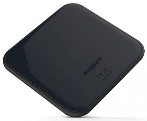 miniBatt XSlim - přilnavá Qi bezdrátová nabíječka MB-XSPW