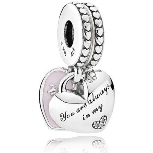 Pandora Přívěsek Matka a dcera 792072EN40 stříbro 925/1000 cena od 0 Kč