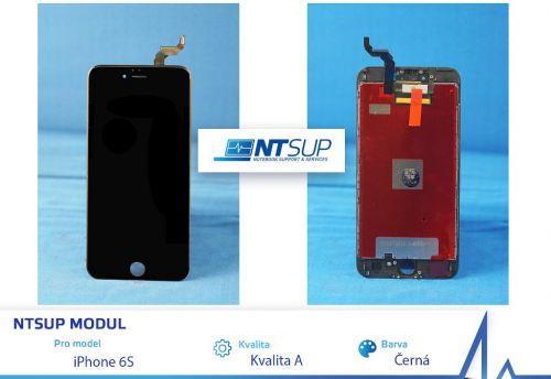 NTSUP LCD modul iPhone 6S černý kvalita A