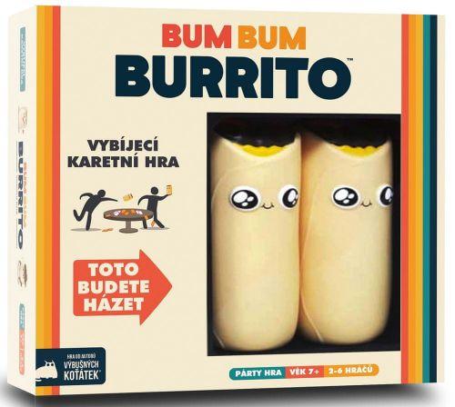 Asmodee Bum Bum Burrito cena od 559 Kč