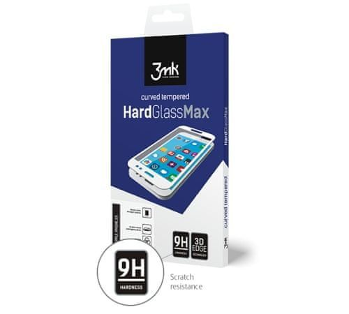 3MK Tvrzené sklo HardGlass MAX pro Samsung Galaxy S20+ (SM-G985), černá
