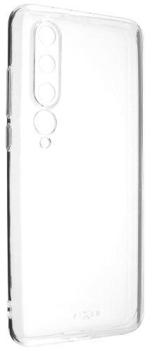 Fixed TPU gelové pouzdro pro Xiaomi Mi10 FIXTCC-506, čiré