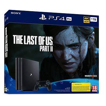 SONY PlayStation 4 Pro 1TB + The Last Of Us Part II cena od 0 Kč