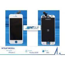 NTSUP LCD modul iPhone SE černý kvalita A