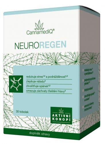 Simply You Pharmaceuticals CannamediQ Neuroregen 30 tobolek