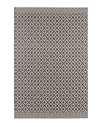 Zala Living AKCE: 77x150 cm Kusový koberec Harmony Black Wool 103316 77x150