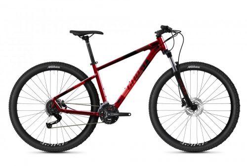 GHOST Kato Universal 27.5 - červená / černá 2021 XS (145-160cm)