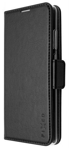 FIXED Pouzdro typu kniha Opus New Edition pro Xiaomi Mi 10T Pro FIXOP2-543-BK, černé
