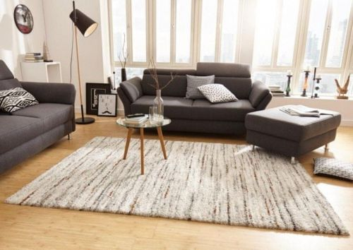 Mint Rugs AKCE: 160x230 cm Kusový koberec Nomadic 102694 Creme Grau Meliert 160x230