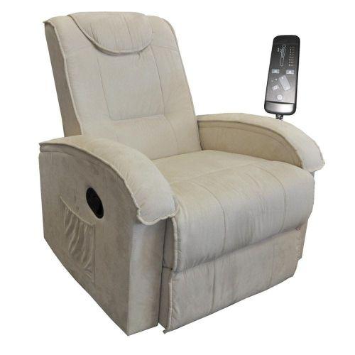 IDEA nábytek Masážní křeslo BOB béžová K40