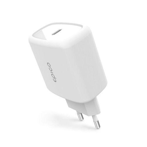 EPICO 20W USB-C PD Charger 9915111100033, bílá