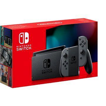 Nintendo Switch - Grey Joy-Con
