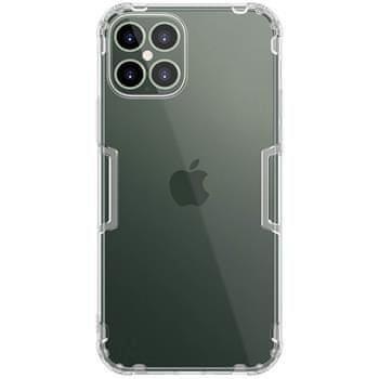 Nillkin Nature TPU Kryt pro iPhone 12 Pro Max 6.7 Transparent