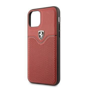 Ferrari FEOVEHCN61RE Ferrari Victory Kryt pro iPhone 11 Red