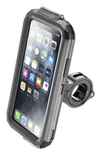 Interphone Voděodolné pouzdro Interphone pro Apple iPhone 11 Pro Max, úchyt na řídítka, černé