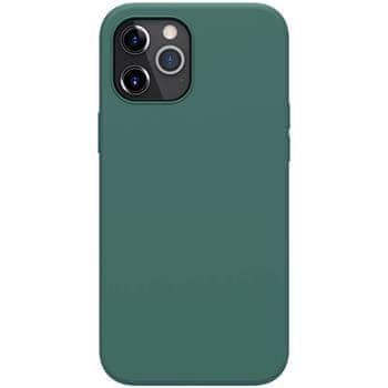 Nillkin Flex Pure Liquid Silikonový Kryt pro iPhone 12 Pro Max 6.7 Green