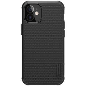 Nillkin Super Frosted PRO Zadní Kryt pro iPhone 12 mini 5.4 Black