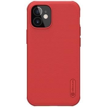 Nillkin Super Frosted PRO Zadní Kryt pro iPhone 12 mini 5.4 Red
