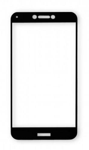 Aligator Ochranné tvrzené sklo ALIGATOR PRINT, Samsung S10e, černá, celoplošné lepení