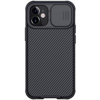 Nillkin CamShield Pro Zadní Kryt pro iPhone 12 mini 5.4 Black