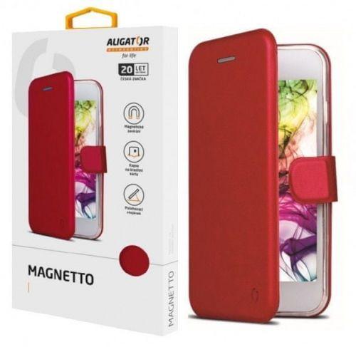 Aligator Pouzdro ALIGATOR Magnetto Xiaomi Redmi 9C, Red