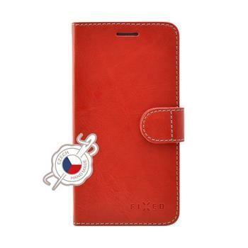 FIXED Pouzdro typu kniha FIXED FIT pro Xiaomi Redmi 9A, červené