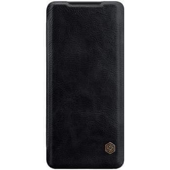 Nillkin Qin Book Pouzdro pro Samsung Galaxy S20 Ultra Black