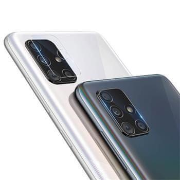 Nillkin InvisiFilm AR Camera Ochranný Film 0.22mm pro Samsung Galaxy A51