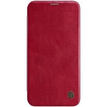 Nillkin Qin Book Pouzdro pro iPhone 12/12 Pro 6.1 Red