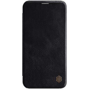 Nillkin Qin Book Pouzdro pro iPhone 12/12 Pro 6.1 Black