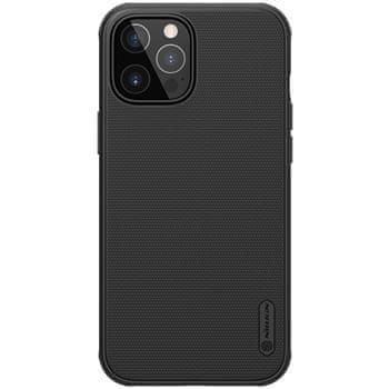 Nillkin Super Frosted PRO Zadní Kryt pro iPhone 12/12 Pro 6.1 Black
