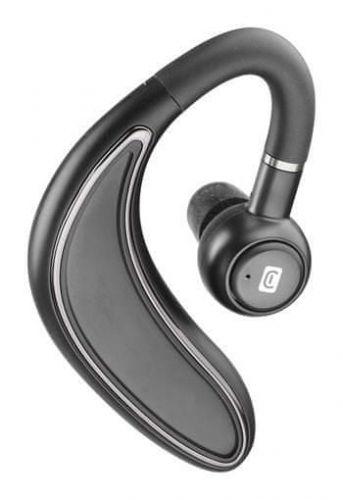 CellularLine Bluetooth headset Cellularline Bold s ergonomickým tvarem, černý
