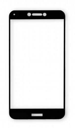 Aligator Ochranné tvrzené sklo ALIGATOR PRINT, Xiaomi Redmi Note7, černá, celoplošné lepení