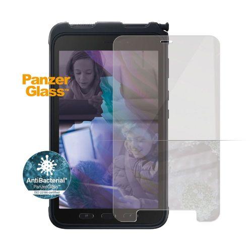 PanzerGlass Edge-to-Edge Antibacterial pro Samsung Galaxy Tab Active 3 7245, čiré