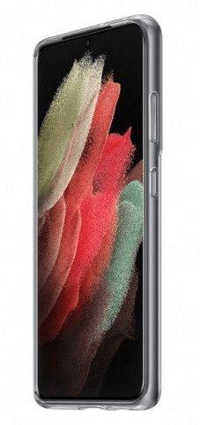 Samsung Galaxy S21 Ultra Průhledný zadní kryt EF-QG998TTEGWW