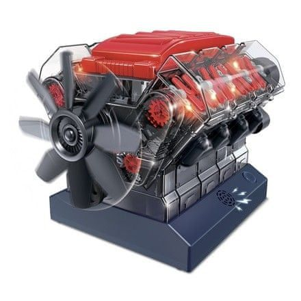 Alltoys Stemnex Motor V8