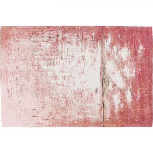 KARE Koberec Abstract Dark Rose 240×170 cm