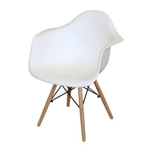 IDEA nábytek Jídelní židle DUO bílá
