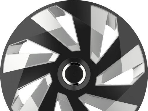 Versaco Poklice VECTOR RC 16 black/silver