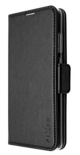 FIXED Pouzdro typu kniha Opus New Edition pro Motorola Moto G9 Plus, černé FIXOP2-617-BK