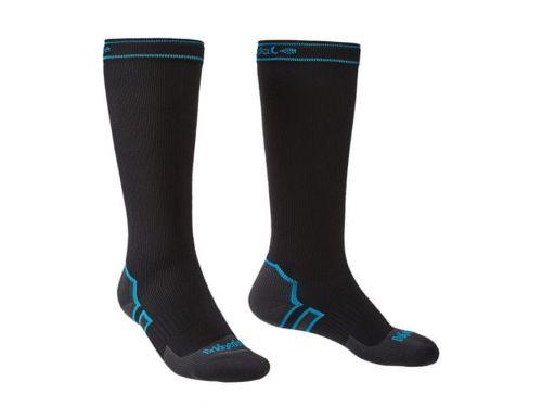 Bridgedale Storm Sock Midweight Knee black L (44-47 EU) cena od 1045 Kč