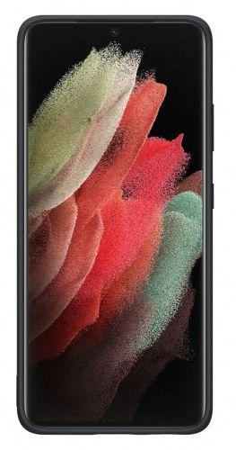 Samsung EF-PG998TB Silicone Cover S21 Ultra EF-PG998TBEGWW, černý