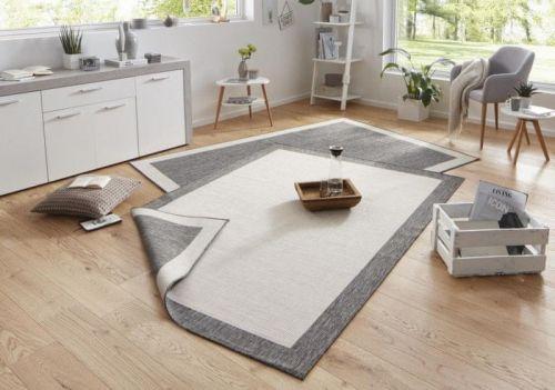 Bougari AKCE: 80x250 cm Kusový koberec Twin-Wendeteppiche 103108 creme grau 80x250