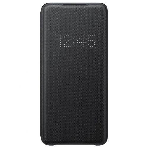 Samsung Flipové pouzdro LED View S20 Ultra Black