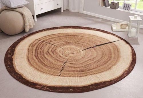 Hanse Home AKCE: 200x200 (průměr) kruh cm Protiskluzový kusový koberec BASTIA SPECIAL 101175 200x200 (průměr) kruh