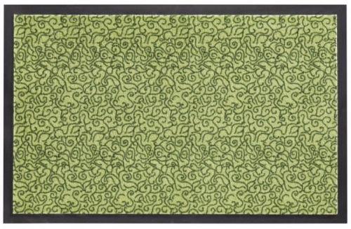 Zala Living AKCE: 75x120 cm Protiskluzová rohožka Smart 102665 Grün 75x120