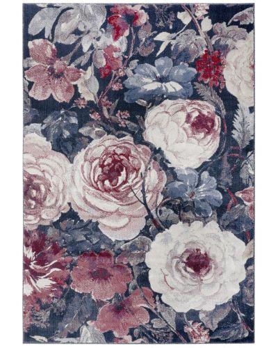 NOURISTAN AKCE: 80x150 cm Kusový koberec Romance 104619 Red/blue 80x150
