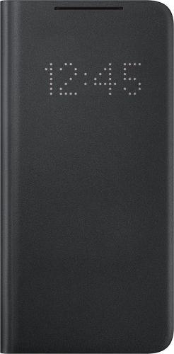 Samsung Flipové pouzdro LED View pro S21 Black