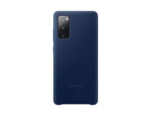 Samsung Silicone Cover Galaxy S20 FE Navy