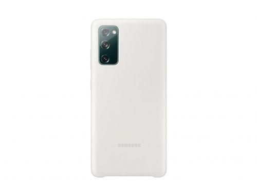 Samsung Silicone Cover Galaxy S20 FE White
